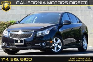 2014 Chevrolet Cruze 1LT Carfax 1-Owner Audio  Satellite Radio Convenience  Cruise Control Co