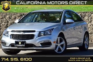 2016 Chevrolet Cruze Limited LT Carfax 1-Owner - No AccidentsDamage Reported Audio  Wifi Hotspo