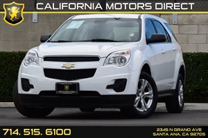 2013 Chevrolet Equinox LS Carfax 1-Owner Air Conditioning  AC Audio  Auxiliary Audio Input C