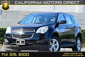 2014 Chevrolet Equinox LS Carfax 1-Owner - No AccidentsDamage Reported Air Conditioning  AC A