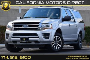 2015 Ford Expedition EL XLT Carfax 1-Owner Audio  Auxiliary Audio Input Clearcoat Paint Conven