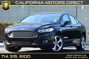 2014 Ford Fusion SE Carfax 1-Owner - No AccidentsDamage Reported Audio  Auxiliary Audio Input