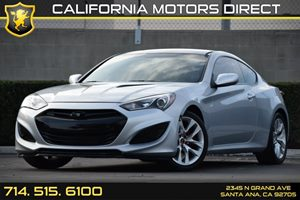 2013 Hyundai Genesis Coupe 20T Carfax Report - No AccidentsDamage Reported Audio  Auxiliary Au