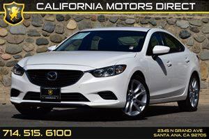 2014 Mazda Mazda6 i Touring Carfax Report Audio  Auxiliary Audio Input Convenience  Back-Up Ca