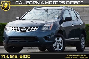 2015 Nissan Rogue Select S Carfax 1-Owner - No AccidentsDamage Reported Air Conditioning  AC