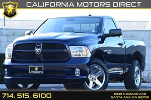 2014 Ram 1500 Express Carfax 1-Owner - No AccidentsDamage Reported Audio  Auxiliary Audio Input