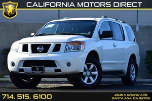 2013 Nissan Armada SV Carfax Report - No AccidentsDamage Reported Audio  Auxiliary Audio Input