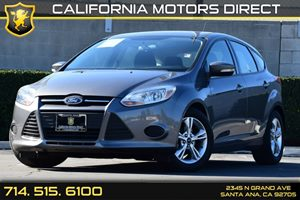 2014 Ford Focus SE Carfax 1-Owner - No AccidentsDamage Reported Audio  Auxiliary Audio Input C