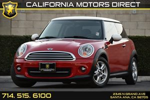 2013 MINI Cooper Hardtop  Carfax 1-Owner - No AccidentsDamage Reported Audio  Auxiliary Audio I