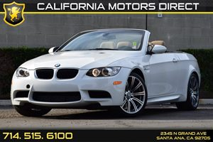 2013 BMW M3  Carfax 1-Owner Convenience  Rain Sensing Wipers Convenience  Security System Dis