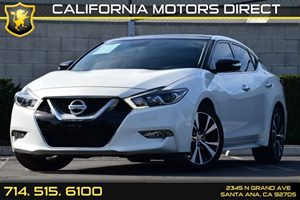 2016 Nissan Maxima 35 Platinum Carfax 1-Owner - No AccidentsDamage Reported Audio  Auxiliary A