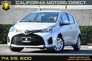 2015 Toyota Yaris L Carfax 1-Owner - No AccidentsDamage Reported Audio  Auxiliary Audio Input