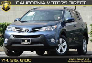 2013 Toyota RAV4 XLE Carfax 1-Owner - No AccidentsDamage Reported Audio  Auxiliary Audio Input