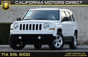 2014 Jeep Patriot Latitude Carfax 1-Owner Audio  Auxiliary Audio Input Body-Colored Grille Cle