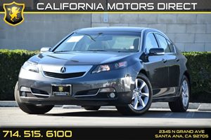 2013 Acura TL Tech Carfax 1-Owner Audio  Auxiliary Audio Input Convenience  Back-Up Camera Co
