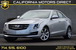 2016 Cadillac ATS Sedan Standard RWD Carfax 1-Owner - No AccidentsDamage Reported Audio  Auxili