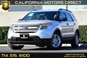 2015 Ford Explorer Base Carfax 1-Owner Audio  Auxiliary Audio Input Convenience  Cruise Contro