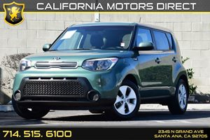 2014 Kia Soul Base Carfax 1-Owner Audio  Auxiliary Audio Input Body-Colored Power Heated Side M