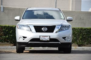 2013 Nissan Pathfinder S Carfax 1-Owner - No AccidentsDamage Reported Air Conditioning  AC Au