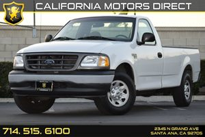 2002 Ford F-150 XL Carfax 1-Owner - No AccidentsDamage Reported Auxiliary Pwr Point In Instrumen