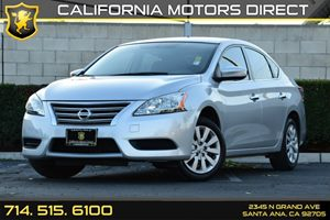2015 Nissan Sentra SV Carfax 1-Owner Air Conditioning  AC Audio  Auxiliary Audio Input Clear