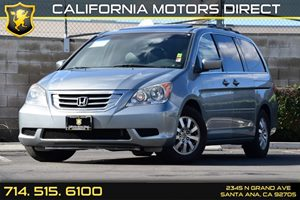 2008 Honda Odyssey EX-L Carfax Report - No AccidentsDamage Reported Audio  Auxiliary Audio Inpu