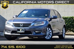 2013 Honda Accord Sdn Touring Carfax Report Air Conditioning  AC Audio  Auxiliary Audio Input