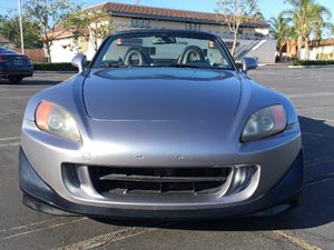 2005 Honda S2000  Carfax Report Air Conditioning  AC Convenience  Cruise Control Convenience