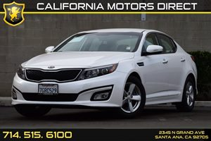 2015 Kia Optima LX Carfax 1-Owner - No AccidentsDamage Reported Audio  Auxiliary Audio Input C