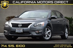 2014 Nissan Altima 25 SV Carfax 1-Owner - No AccidentsDamage Reported Analog Display Audio  A