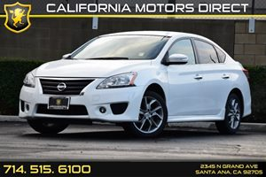 2015 Nissan Sentra SR Carfax 1-Owner - No AccidentsDamage Reported Audio  Auxiliary Audio Input