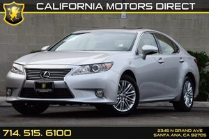 2014 Lexus ES 350  Carfax 1-Owner - No AccidentsDamage Reported Air Conditioning  AC Audio