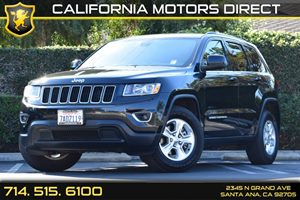2014 Jeep Grand Cherokee Laredo Carfax Report - No AccidentsDamage Reported Air Conditioning  M