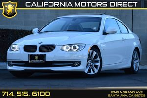 2013 BMW 3 Series 328i Carfax 1-Owner - No AccidentsDamage Reported Audio  Auxiliary Audio Inpu