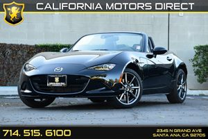 2016 Mazda MX-5 Miata Grand Touring Carfax 1-Owner Audio  Premium Sound System Clearcoat Paint