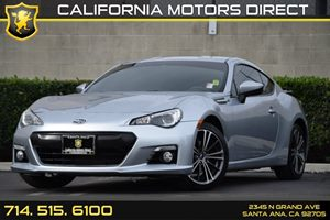 2016 Subaru BRZ Limited Carfax 1-Owner - No AccidentsDamage Reported Audio  Auxiliary Audio Inp