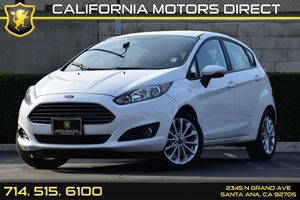 2014 Ford Fiesta SE Carfax 1-Owner - No AccidentsDamage Reported Audio  Auxiliary Audio Input