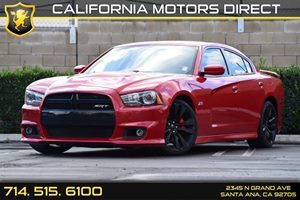 2012 Dodge Charger SRT8 Carfax 1-Owner - No AccidentsDamage Reported Audio  Auxiliary Audio Inp