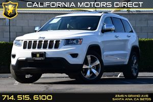 2014 Jeep Grand Cherokee Limited Carfax 1-Owner Convenience  Back-Up Camera Convenience  Keyle