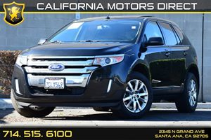 2013 Ford Edge SEL Carfax 1-Owner - No AccidentsDamage Reported 4 12V Aux Pwr Outlets Air Con