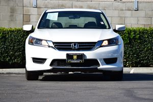 2015 Honda Accord Sedan LX Carfax 1-Owner - No AccidentsDamage Reported Audio  Auxiliary Audio