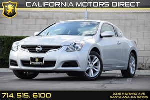 2013 Nissan Altima 25 S Carfax Report - No AccidentsDamage Reported Audio  Auxiliary Audio Inp