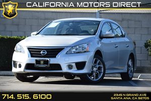2015 Nissan Sentra SR Carfax 1-Owner - No AccidentsDamage Reported Air Conditioning  AC Audio