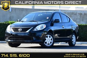 2014 Nissan Versa SV Carfax 1-Owner - No AccidentsDamage Reported Air Conditioning  AC Audio