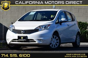 2014 Nissan Versa Note SV Carfax 1-Owner - No AccidentsDamage Reported Audio  Auxiliary Audio I