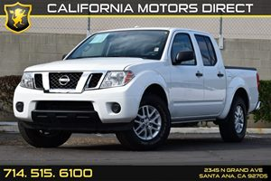 2016 Nissan Frontier SV Carfax 1-Owner - No AccidentsDamage Reported Air Conditioning  AC Aud