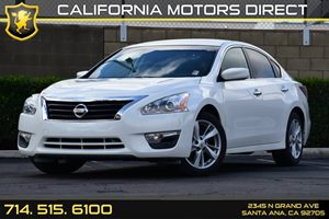 2014 Nissan Altima 25 SV Carfax 1-Owner - No AccidentsDamage Reported Audio  Auxiliary Audio I