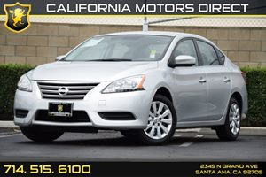 2013 Nissan Sentra SV Carfax 1-Owner Air Conditioning  AC Audio  Auxiliary Audio Input Conve