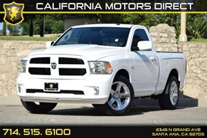 2014 Ram 1500 Express Carfax 1-Owner - No AccidentsDamage Reported 4-Way Driver Seat -Inc Manua