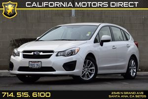 2013 Subaru Impreza Wagon 20i Premium Carfax 1-Owner - No AccidentsDamage Reported Air Conditio